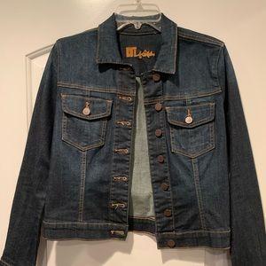 KUT from the Kloth Dark Wash Jean Jacket
